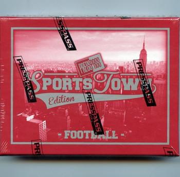 2012 Press Pass Sports Town Football Hobby Box