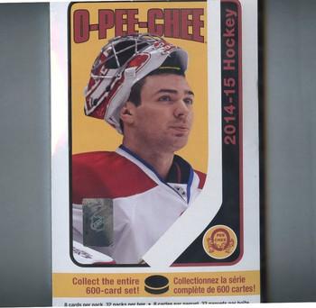 2014/15 O-Pee-Chee Hockey Hobby Box OPC