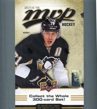 2014/15 Upper Deck MVP Hockey Hobby Box