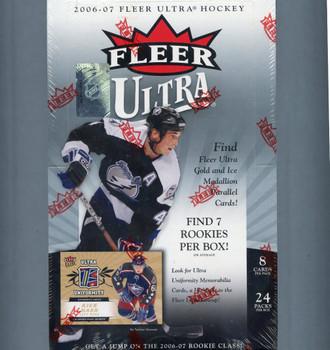 2006-07 Fleer Ultra Hockey Hobby Box