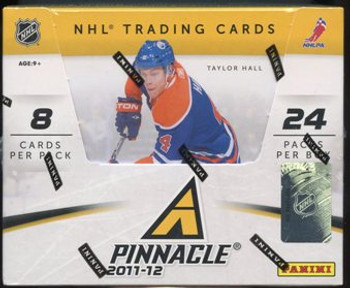 2011-12 Pinnacle Hockey Hobby Box