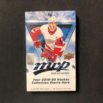 2019/20 Upper Deck MVP Hockey Box