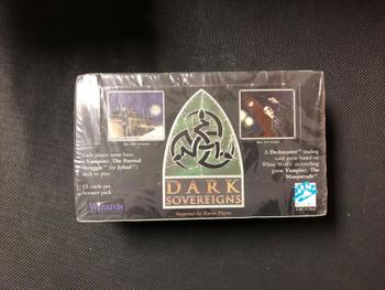 Vampire (Jyhad) Dark Sovereigns Booster Box