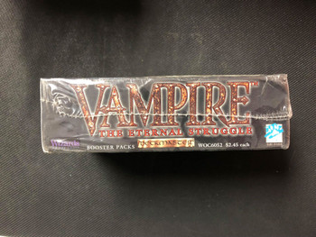Vampire (Jyhad) Dark Sovereigns Booster Box