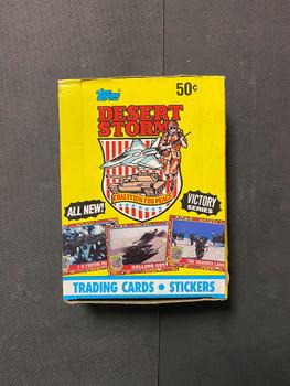 Desert Storm Victory Edition Box