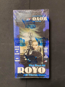 1995 Comic Images The Best of Royo Factory Sealed Box