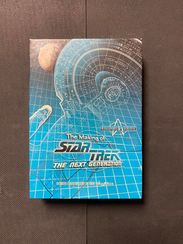 The Making of Star Trek The Next Generation Collector's Edition Box