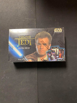 Star Wars Young Jedi The Jedi Council Booster Box