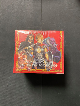 Advanced Dungeons & Dragons 1992 Series Card Box
