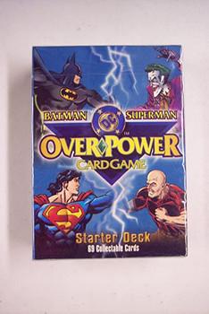Overpower Starter Deck Batman & Superman