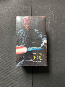 Star Wars Young Jedi Menace of Darth Maul Collector Box