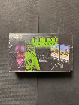 Star Wars Jedi Knights Limited Edition Box