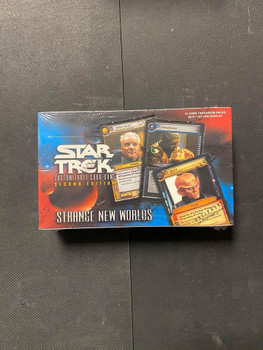 Star Trek Strange New Worlds Second Edition Box