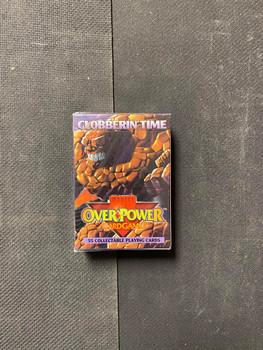 Overpower Clobberin' Time Starter Box