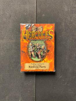 Hercules Raiding Party Deck