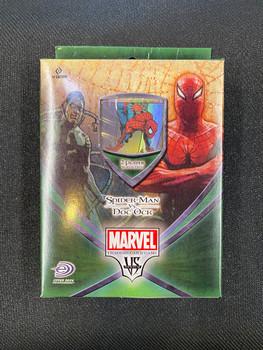 Marvel VS System Spider-Man vs Doc Ock 2 Player Starter Deck