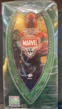 Marvel VS System Spider-Man vs Doc Ock 2 Player Starter Deck Box of 6