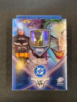 Marvel VS System 2 Player Starter Batman vs The Joker