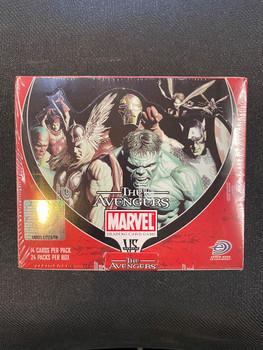 Marvel VS System The Avengers Booster Box