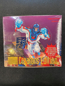 Skybox Master Series Creators Edition Box