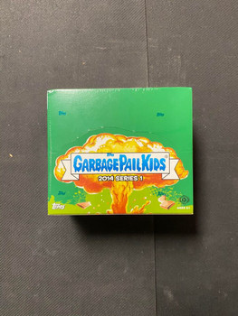 2014 Garbage Pail Kids Series 1 Hobby Edition Box