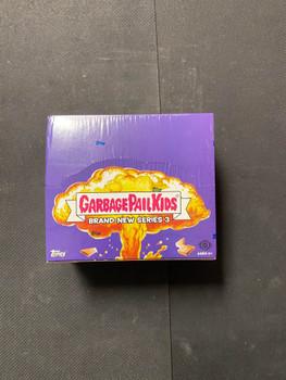 2014 Garbage Pail Kids Brand-New Series 3 Hobby Edition Box
