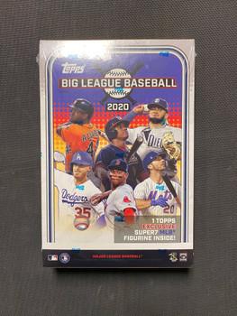 2020 Topps Big League Baseball Collector Box