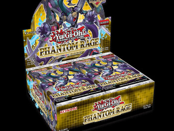 Phantom Rage Booster Case (12 Booster Boxes)
