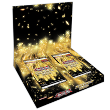 Yu-Gi-Oh! Maximum Gold Display Box