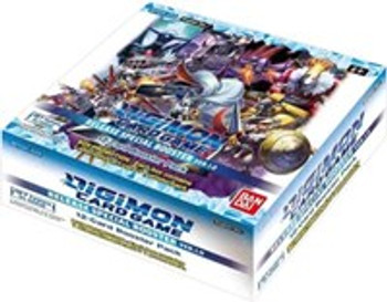 Digimon Release Special Booster Ver.1.0 Booster Box