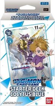 Digimon Starter Cocytus Blue