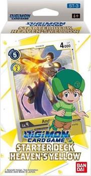 Digimon Starter Heaven's Yellow