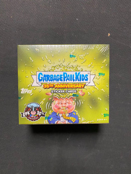2020 Topps Garbage Pail Kids Series 2: 35th Anniversary Hobby Box