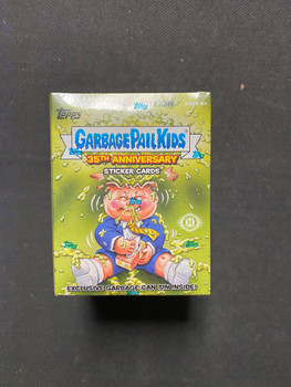 2020 Topps Garbage Pail Kids Series 2: 35th Anniversary Collector Edition Box