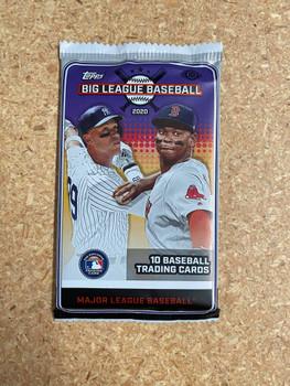 2020 Topps Big League Baseball Hobby Pack