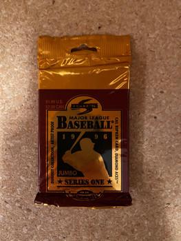 1996 Score Series 1 Baseball Jumbo Pack