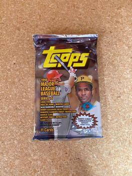 1998 Topps Series 2 Baseball Hobby Pack