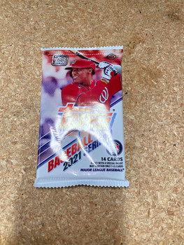 2021 Topps Series 1 Baseball Hobby Pack