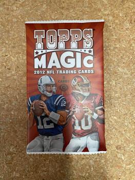 2012 Topps Magic Football Hobby Pack