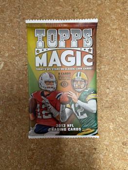 2013 Topps Magic Football Hobby Pack