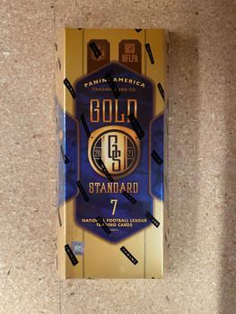 2021 Panini Gold Standard Football Hobby Box