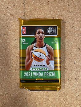 2021 Panini Prizm WNBA Basketball Hobby Pack