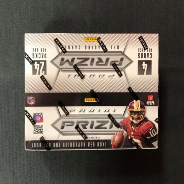 2012 Panini Prizm Retail Football Box