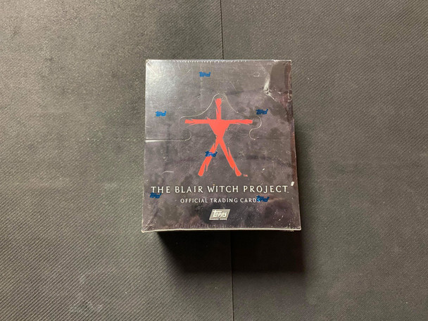 The Blair Witch Project Box