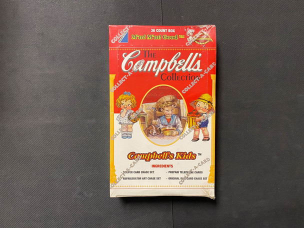 The Campbells Collectibles Campbells Kids Box