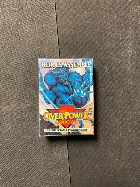 Overpower Heroes Assemble Starter Box