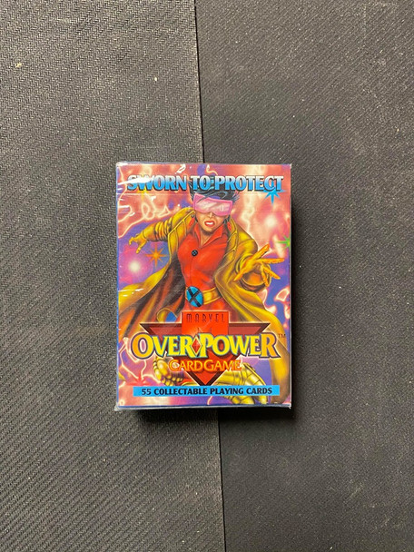 Overpower Sworn to Protect Starter Box
