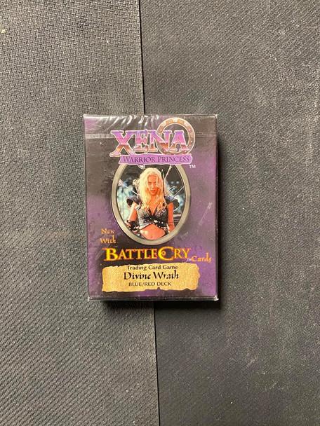 Xena Warrior Princess Divine Wrath deck