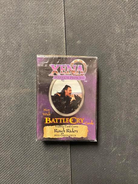Xena Warrior Princess Rough Riders Deck