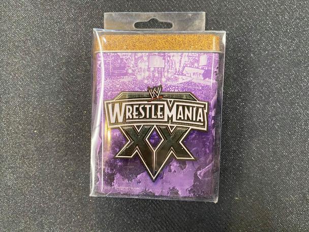 WWE Raw Deal Wrestlemania Tin